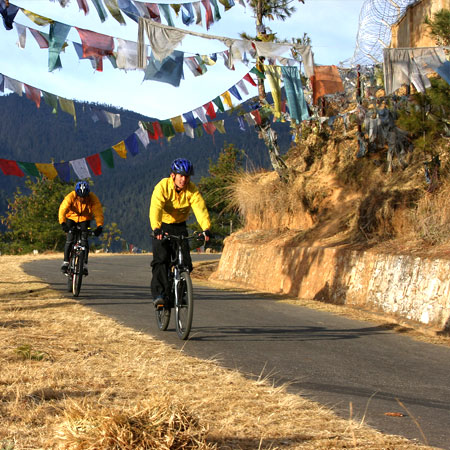 bhuan cycling tour